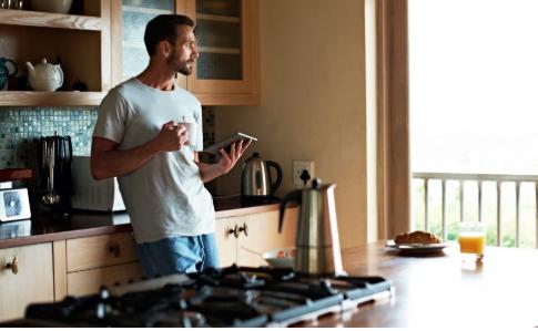5 tipov ako si udržať tip-top kuchyňu
